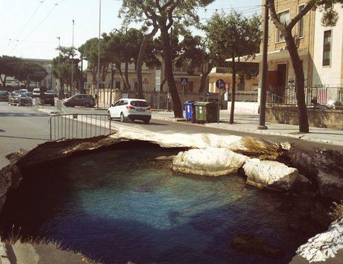 BOOOOM del turismo a Lecce: è l'effetto voragine di viale de pietro