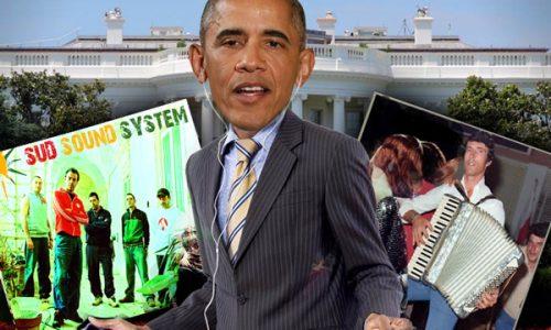 Obama svela la sua playlist per l'estate con tanto reggae, ma anche Bruno Petrachi