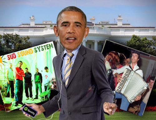 Obama svela la sua playlist per l'estate con tanto reggae, ma anche Bruno Petrachi