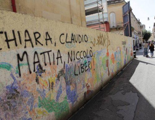 L'esperto conferma: Le opere d'arte in via Trinchese non sono di Banksy