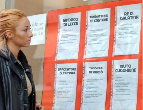 Nuove offerte di lavoro su Lecce e provincia