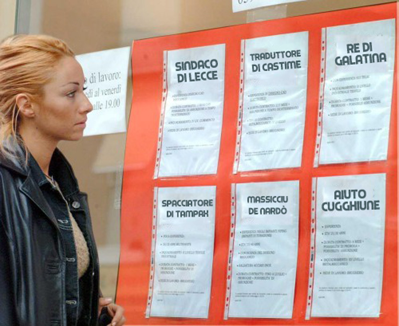 Nuove offerte di lavoro su Lecce e provincia | il SalentoXIX