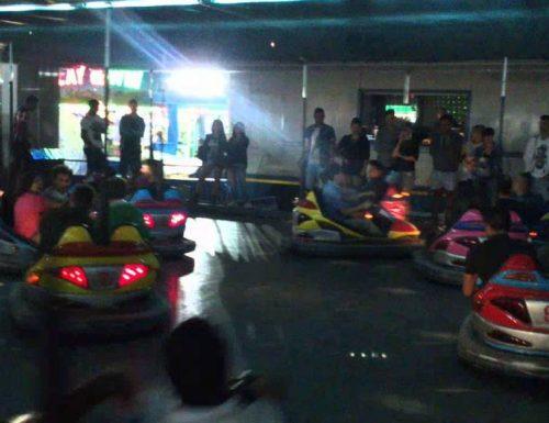 Occupazione a Lecce: Boom! di parcheggiatori abusivi anche per le autoscontro delle giostre