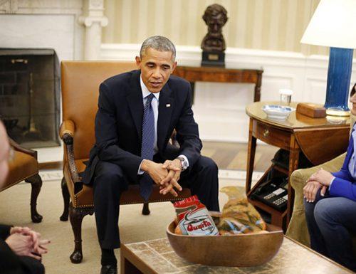 Obama esalta la vittoria della Pennetta, ora solo cibo salentino per i tennisti USA