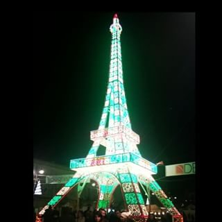 Novoli rivuole la Torre Eiffel, in 12mila firmano la petizione on-line