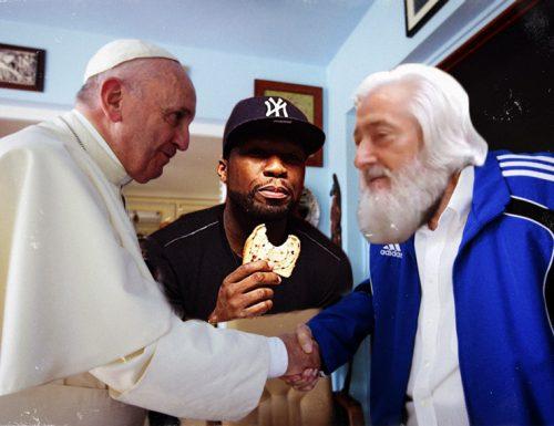 Cuba: Storico incontro tra Papa Francesco e Franco Millelire