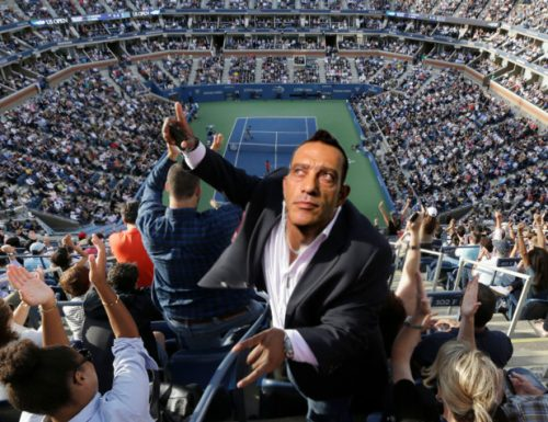 US Open: Nandu Popu canterà l'inno di Mameli e quello Salentino prima dell'incontro