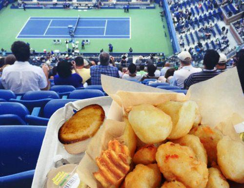 US Open: Pittule e Pasticciotto a New York, il menù della finale parla Salentino