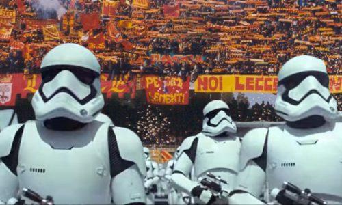 Continuano le riprese di Star Wars Episodio VII: Il risveglio della Curva Nord