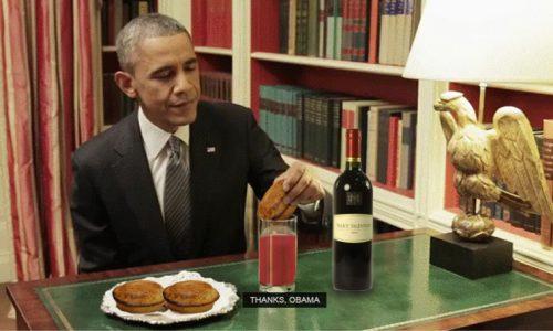 Obama mantiene la promessa, colazione salentina con mieru e pasticciotti