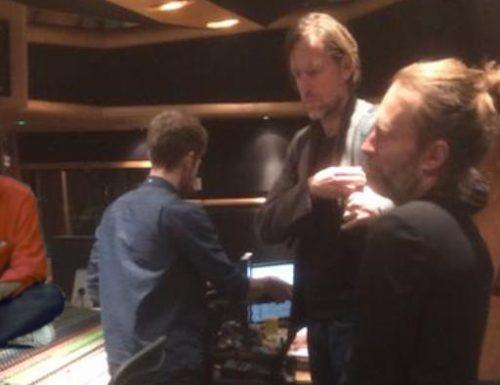 Nel nuovo album dei Radiohead, un pezzo scritto da un sosia di Giuliano Sangiorgi