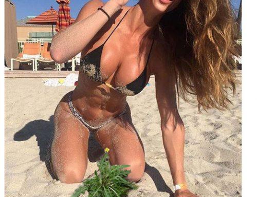 La ragazza che coltiva rucula paesana sulla spiaggia, la storia che ha commosso puru sirda