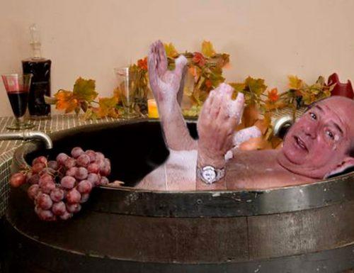 Mieru nella vasca da bagno: moda passeggera o simbolo di salentinità?