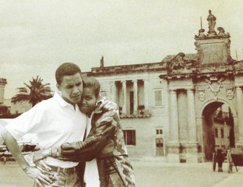 Anniversario speciale per gli Obama che condividono la luna di miele a Porta San Biagio