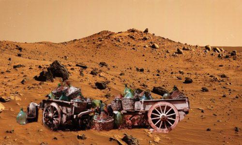 """Missione su Marte, la NASA conferma: """"C'è mieru sul pianeta, ma sape te pisciazza"""""""