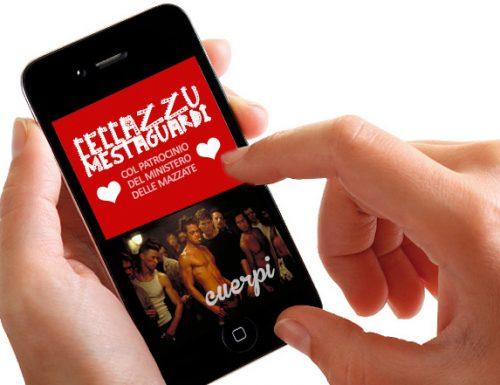 Ceccazzumestaguardi, la prima App che ti offre mazzate senza fare questioni