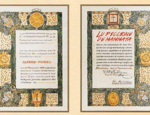 Premio Nobel per la Bellezza allu piccione de Mammata