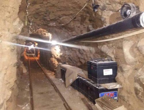 Messico, scoperto tunnel per importare la rucula dal Salento