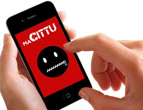 maCITTU, l'App riesta che mette in modalità silenziosa ci se face lu spiertu