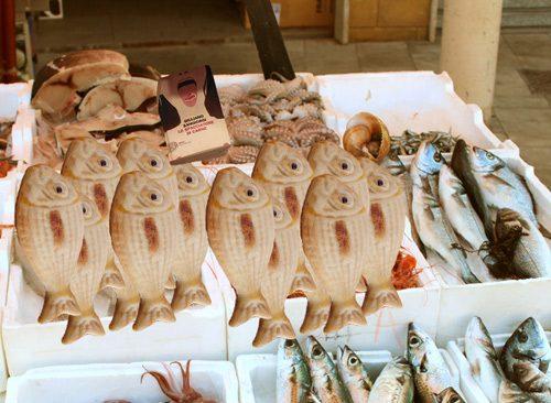 Allarme del Wwf: il riscaldamento globale e il Natale mettono a rischio estinzione i pesci di pasta di mandorla