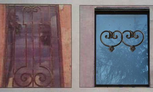 Via Palmieri: Basta Cazzi e la finestra del centro storico preferisce le Tette