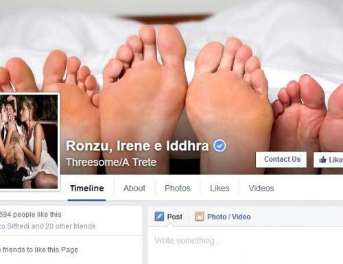 Dopo il successo dei profili di coppia, Facebook sperimenta quelli a trete