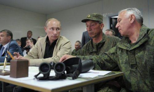 """Ultimatum della Russia, Putin avverte l'ISIS: """"Ceccazzu me sta guardi?"""""""