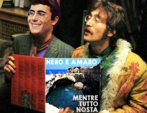 Natale 1970: Albano regala un album di poesie sul Salento a John Lennon