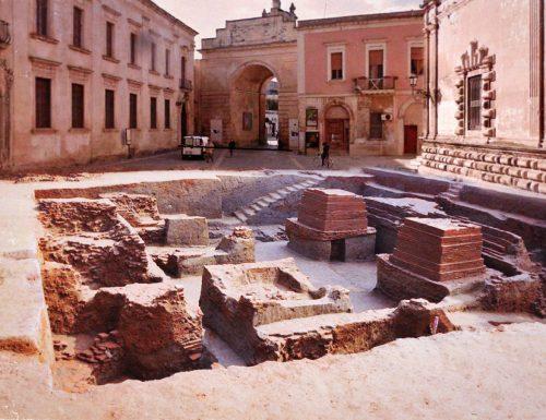 Porta Rudiae, gli scavi riportano alla luce i resti dell'antica New York