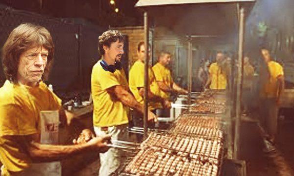 Sorpresa a Depressa, alla Sagra della Salsiccia c'è Mick Jagger