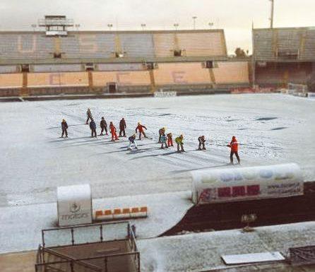 Meteo Salento: Se Dio vuole nei prossimi giorni nevicherà anche a Lecce Lecce