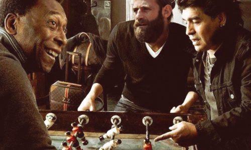 Moscardelli sfida Pelè e Maradona, torna la tradizionale partita Leccesi vs Resto del Mondo