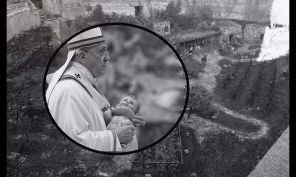 Le immagini di sicurezza incastrano Mesciu Francu, è lui il ladro di Gesù Bambini