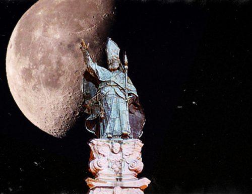 Allineamento di Sant'Oronzo con la fase Lunare, la meraviglia che avviene ogni 2757 anni