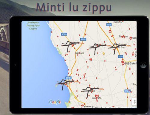 Google Maps si aggiorna: ora addu se rria, se minte nnu zippu