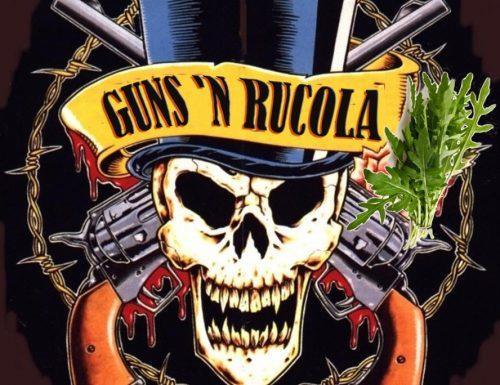 I Guns N' Rucula tornano a fumare insieme