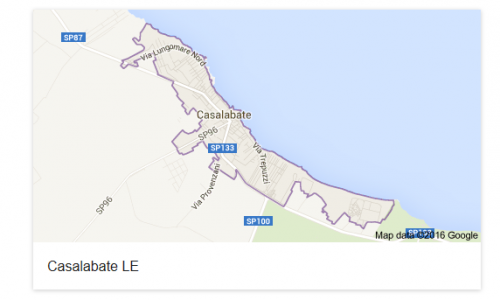 Colpo nella notte nel Salento: i malviventi rubano Casalabate