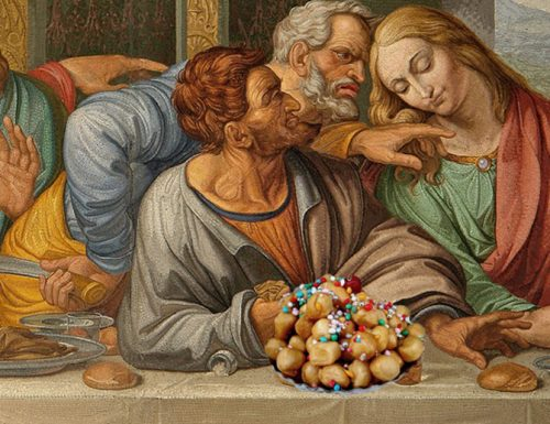Nuove prove scagionano Giuda, Gesù fu venduto per 30 purceddhruzzi