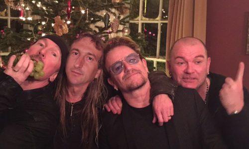 Bono degli U2 ammette: Da vagnone mi chiamavano Fiaccu