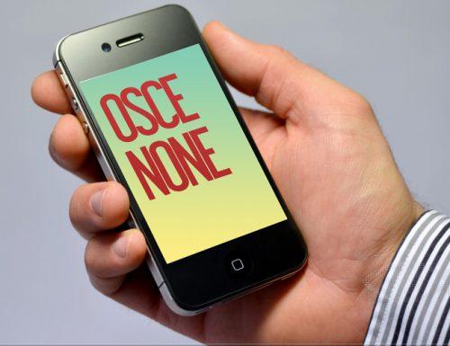 OsceNone, l'app che rimanda tutti gli appuntamenti a Crai e Buscrai