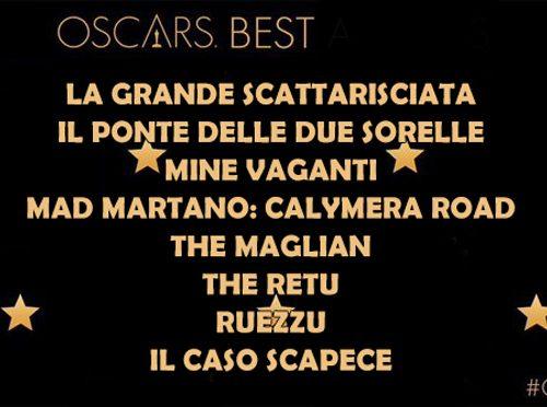 Oscar 2016, i candidati come miglior film