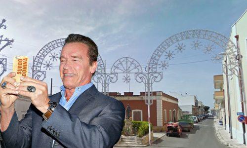 Sondaggio Primarie: Schwarzenegger in vantaggio per il ruolo di Governatore di Surbo e Giorgilorio