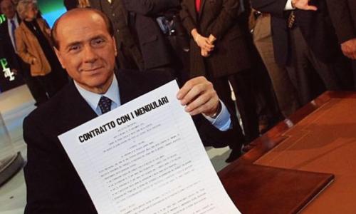Svolta nella politica, presentato a Porta a Porta il Contratto con i Mendulari