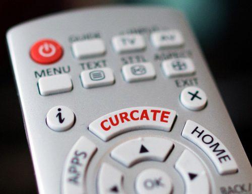 Arriva sul telecomando il tasto CURCATE, consigliato per chi guarda festival non salentini