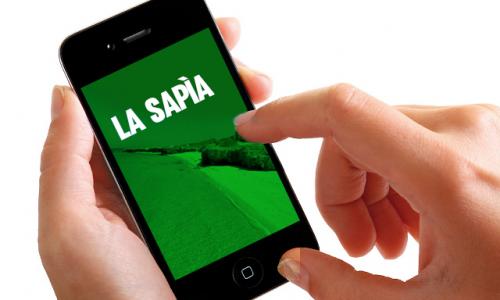 La Sapìa, l'app inutile che non può mancare sul telefono de siggnuria