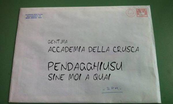 L'Accademia della Crusca approva il termine Pendagghiusu di un massiccio salentino