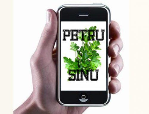 Scaricate Petrusinu, l'app salentina ideale per ogne minescia