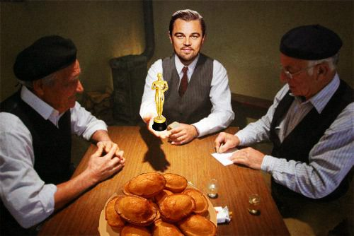 Leonardo DiCaprio ha perso il premio Oscar ai Mondiali di Tressette di Novoli