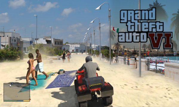 Playstation Statte svela che GTA VI San Focas uscirà prima dell'estate