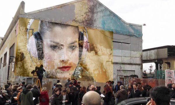 Bologna: Blu rimuove tutti i suoi murales e arrivano quelli di Marrone
